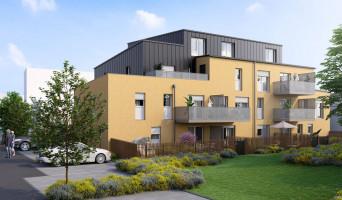 Paimbœuf programme immobilier neuve « Carré Prévert »