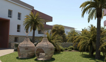 Fabrègues programme immobilier neuve « Casamance » en Loi Pinel  (3)