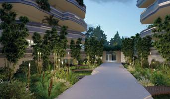 Montpellier programme immobilier neuve « Hikari » en Loi Pinel  (2)