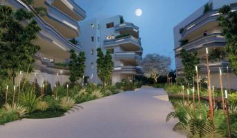 Montpellier programme immobilier neuve « Hikari » en Loi Pinel  (3)