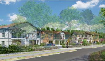 Sanguinet programme immobilier neuve « Le Pas du Braou »  (2)