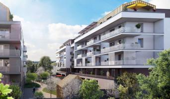 Strasbourg programme immobilier neuve « L'Inattendu » en Loi Pinel  (5)