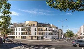 Meaux programme immobilier rénové « Luminance » en loi pinel