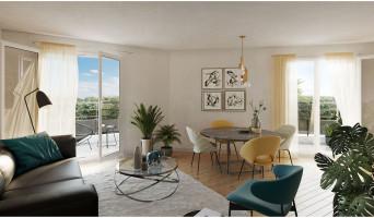 Meaux programme immobilier neuve « Luminance » en Loi Pinel  (3)
