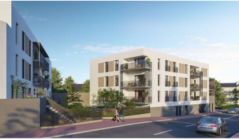 Limoges programme immobilier neuve « Grand Angle » en Loi Pinel  (2)