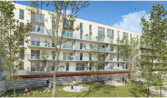 Reims programme immobilier neuf « Vilarmonie