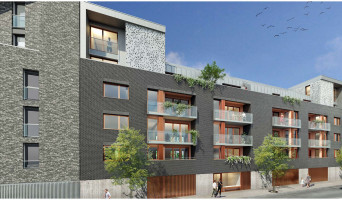 Reims programme immobilier neuve « Vilarmonie » en Loi Pinel  (2)