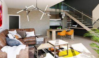 Reims programme immobilier neuve « Vilarmonie » en Loi Pinel  (3)