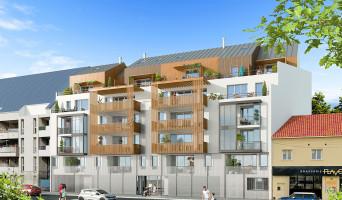 Bezons programme immobilier neuf « Les Jardins Suspendus
