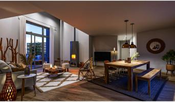 Bezons programme immobilier neuve « Les Jardins Suspendus » en Loi Pinel  (2)
