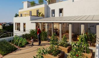 Bezons programme immobilier neuve « Les Jardins Suspendus » en Loi Pinel  (4)