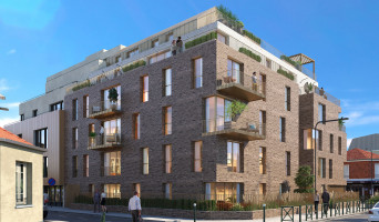 Malakoff programme immobilier neuve « 29 Renan »  (2)