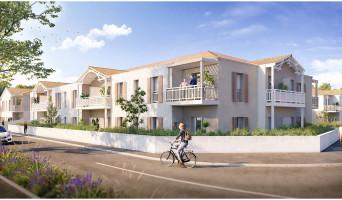 Les Sables-d'Olonne programme immobilier rénové « Opaline » en loi pinel