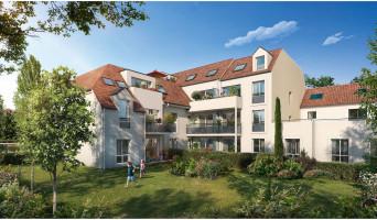 Pontault-Combault programme immobilier neuf « Le Sisley » en Loi Pinel