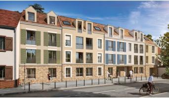 Pontault-Combault programme immobilier neuve « Le Sisley » en Loi Pinel  (2)