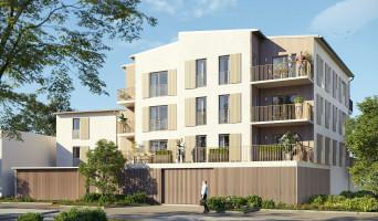Biganos programme immobilier neuve « Les Cottages » en Loi Pinel