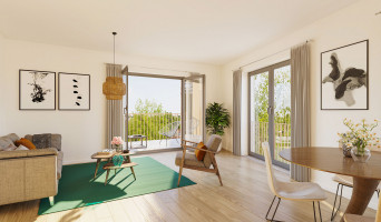 Biganos programme immobilier neuve « Les Cottages » en Loi Pinel  (2)