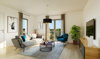 Biganos programme immobilier neuve « Les Cottages » en Loi Pinel  (3)