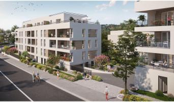Annemasse programme immobilier rénové « Opaline » en loi pinel