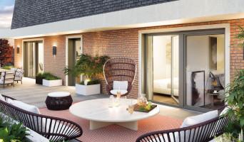Asnières-sur-Seine programme immobilier rénové « L'Inédit » en loi pinel