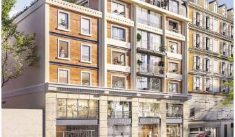 Asnières-sur-Seine programme immobilier neuve « L'Inédit » en Loi Pinel  (2)