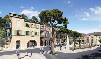 Le Rouret programme immobilier rénové « Chemin des Comtes de Provence » en loi pinel