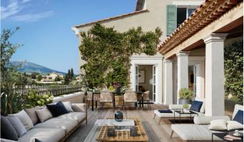Le Rouret programme immobilier neuve « Chemin des Comtes de Provence » en Loi Pinel  (3)