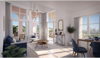 Le Rouret programme immobilier neuve « Chemin des Comtes de Provence » en Loi Pinel  (5)