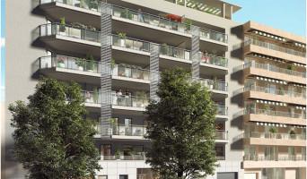 Antibes programme immobilier neuve « O'Cap » en Loi Pinel  (2)