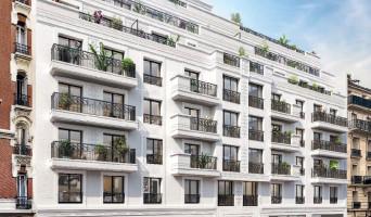 Levallois-Perret programme immobilier neuve « 45 Chaptal »