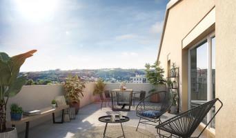 Vienne programme immobilier rénové « Les Hauts de Bon Accueil »