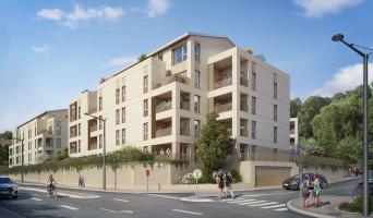 Vienne programme immobilier neuve « Les Hauts de Bon Accueil »  (2)