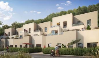 Vienne programme immobilier neuve « Les Hauts de Bon Accueil »  (4)
