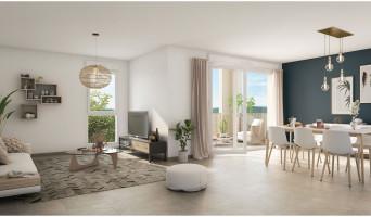 Vienne programme immobilier neuve « Les Hauts de Bon Accueil »  (5)