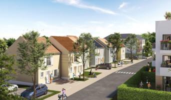 Ozoir-la-Ferrière programme immobilier neuf « Côté Faubourg » en Loi Pinel