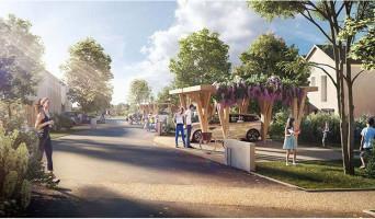 Montlouis-sur-Loire programme immobilier neuve « Les Allées d'Olympe » en Loi Pinel