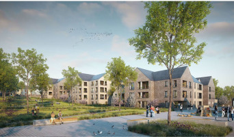 Cancale programme immobilier neuf « Domaine Vaujoyeux » en Loi Pinel