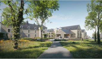 Cancale programme immobilier neuve « Domaine Vaujoyeux » en Loi Pinel  (2)