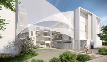 Royan programme immobilier neuf « La Grand Voile