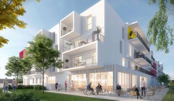 Royan programme immobilier neuve « La Grand Voile »  (2)