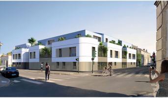 Bordeaux programme immobilier neuf « Wilson » en Loi Pinel