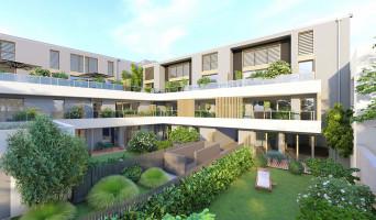 Bordeaux programme immobilier neuve « Wilson » en Loi Pinel  (2)