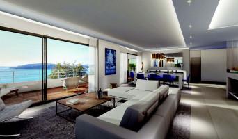 Toulon programme immobilier neuve « Bleu Calade » en Loi Pinel  (2)