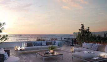 Toulon programme immobilier neuve « Bleu Calade » en Loi Pinel  (3)