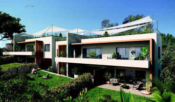 Toulon programme immobilier neuve « Bleu Calade » en Loi Pinel  (4)