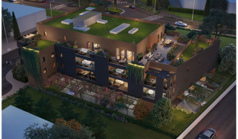 Lattes programme immobilier neuve « Savanna » en Loi Pinel  (2)
