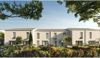 Lormont programme immobilier neuve « Les Jardins d'Anaïs » en Loi Pinel  (2)