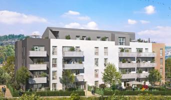 Plombières-lès-Dijon programme immobilier neuf « Au Fil de l'O » en Loi Pinel