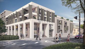 Nîmes programme immobilier neuf « Carré Jean Jaurès » en Loi Pinel