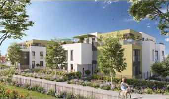 Sainte-Foy-lès-Lyon programme immobilier rénové « Séquencia » en loi pinel